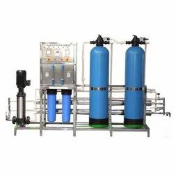 Water Purification Plant, Capacity: 500 - 5000 Liter/Hour