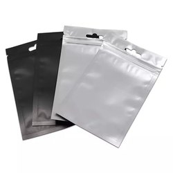 Zipper Sealed Pouches
