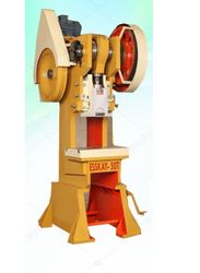 Electrical GI Junction Box Making Machine