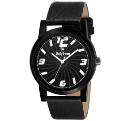 Black Men Wrist Watch
