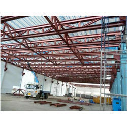 Warehouse Construction Services, India