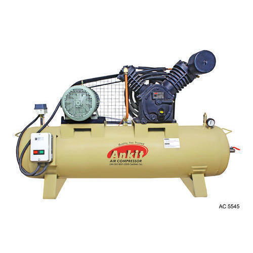 Ankit Two Stage Heavy Duty Air Compressor
