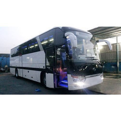 Luxury Bus Rental Service
