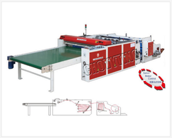 Fully Automatic Bottom Sealing Bag Making Machine By Fly