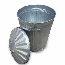 Iron Dustbin Iron Wastebin Latest Price Manufacturers