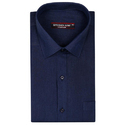Blue Color Mens Formal Shirt
