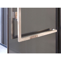 Stainless Steel Assa Abloy Door Panic Bar, For Comercial Use, Chrome Plated