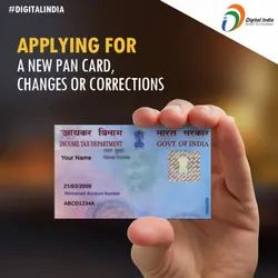 Pan Card Apply