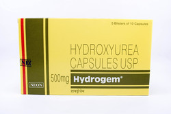Hydrogem 500Mg Tablets