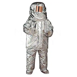 Aluminised Safety Suit