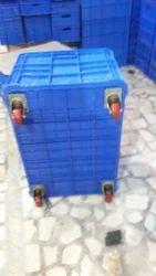 Jumbo Wheel Crate