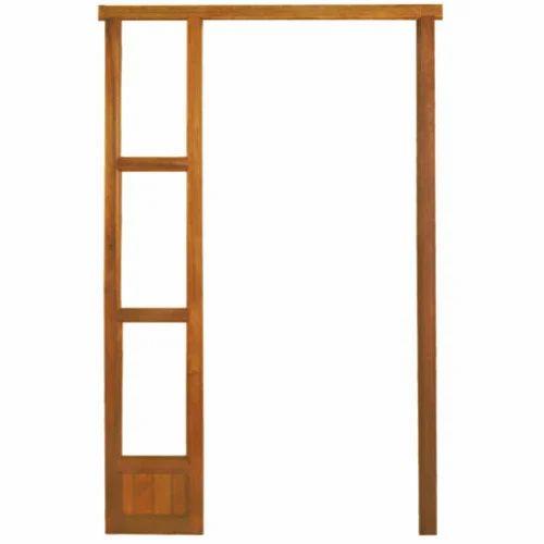 Wooden Door Frames at Rs 2100 /piece | Meghpar Road | Gandhidham ...
