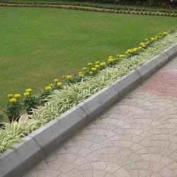 Slotted Kerb Stone