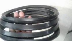 DWC HDPE Pipe Rubber Sealing Gaskets