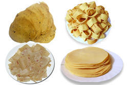 Black Gram Papad