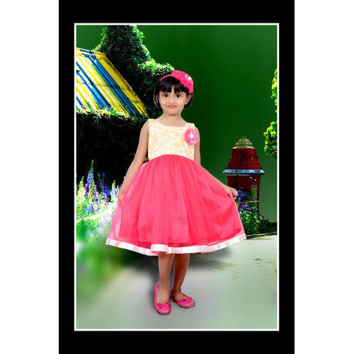 2c6f04d27 Printed Girls Frock