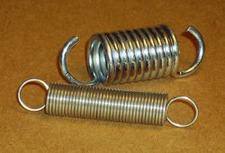 Tension Helical Spring