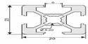 Aluminium T Profile