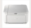 Canon PIXMA MG3620 White Wireless Inkjet Printer