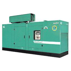 Liquid Cooled Diesel Generators, Voltage: 415 V