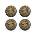 Two Holes Polyester Button