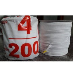 6mm Polyester Elastic Tape