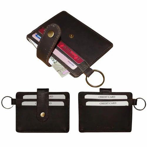 best service b50d0 c39da Atm Leather Card Holder