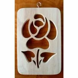 Roses Wooden Handicraft