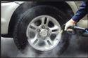 Car Exterior Steam Clean Services