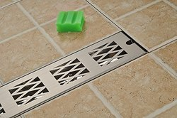 Stainless Steel Tile Drain