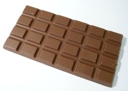 EIS Foods Compound Chocolate Bar, Packaging Size: 500 gm