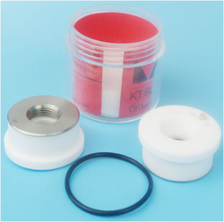Nozzle Holder For Laser Cutting Machines
