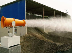 Dust Supression System