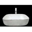 Silver Table Top Wash Basin