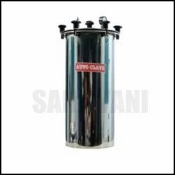 Stainless Steel Double Drum Autoclave