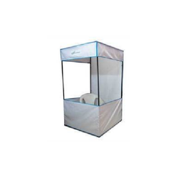 Demo Tents for Marketing Firm