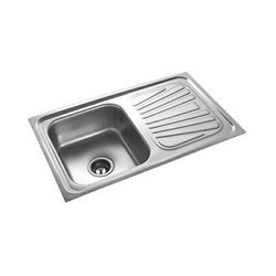 Stainless Steel Kitchen Drainboard Sink