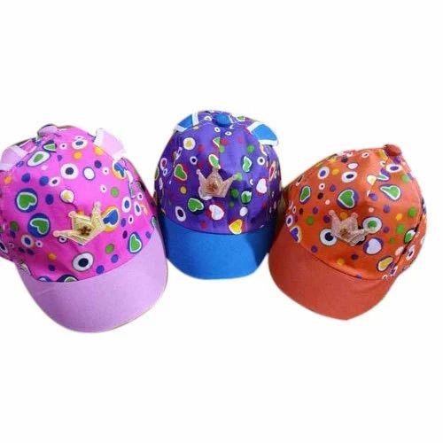 21f238f933a Kids Printed Casual Cap