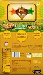 Triple Star Goodness of Mustard oil
