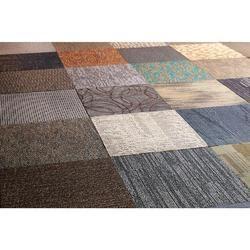 Carpet Tiles Flooring Services