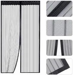 Polyester Mesh Mosquito Screen Curtain