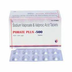 Sodium Valporate 333 Valpoic Acid 145 Mg Tablets