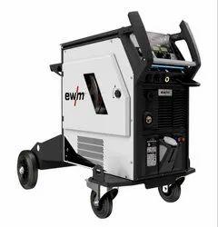 Titan XQ 400 puls CW HP MIG Welding Machine