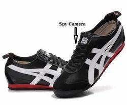 Spy Sports Shoes Hidden Camera
