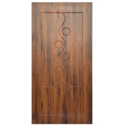 Polished PVC Membrane Doors, Size/Dimension: 82 X 36 Inch