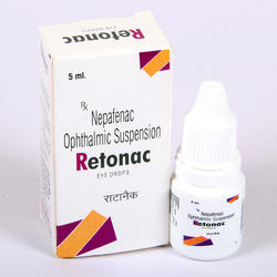 Nepafenac 0.1% Eye Drop