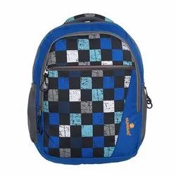 Supasac Blue School Backpack
