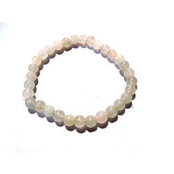 Moonstone Gemstone Beads Bracelet