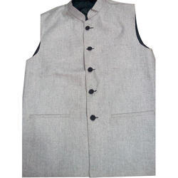 Nehru Jackets Sleeveless Nehru Jacket