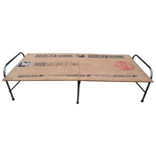 Plywood Single Folding Bed at Rs 1400 /piece | प्लाईवुड ...